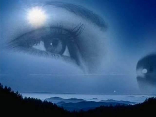 zbog njenih očiju