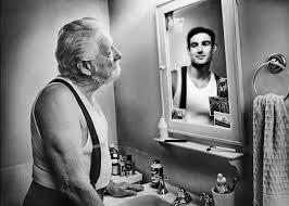 u ogledalu stranac